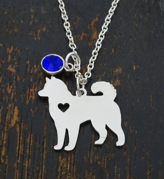 monogram, siberianhusky, Jewelry, Pets