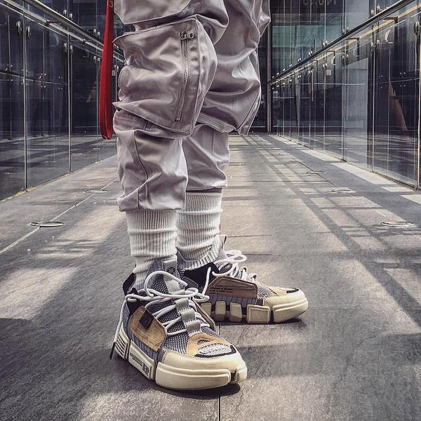 Chinese Design Fashion Shoes WuDao Ⅱ