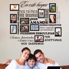 muraldecal, Wall Art, Home Decor, Family