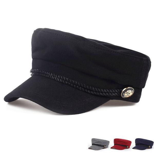 Newsboy Caps, Fashion, England, cottonhat