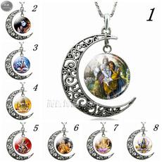 ganeshanecklace, glassgemsnecklace, lordshivajewelry, Jewelry