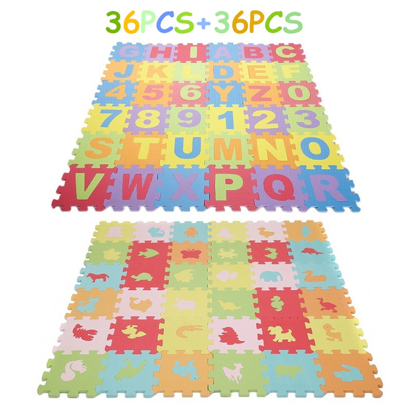 animalpuzzlemat, childrensfloorpuzzle, Children, puzzleplaymat