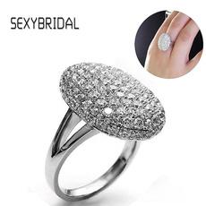 Woman, wedding ring, thetwilightsaga, Silver Ring