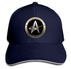 Fashion, Star, Cap, Star Trek