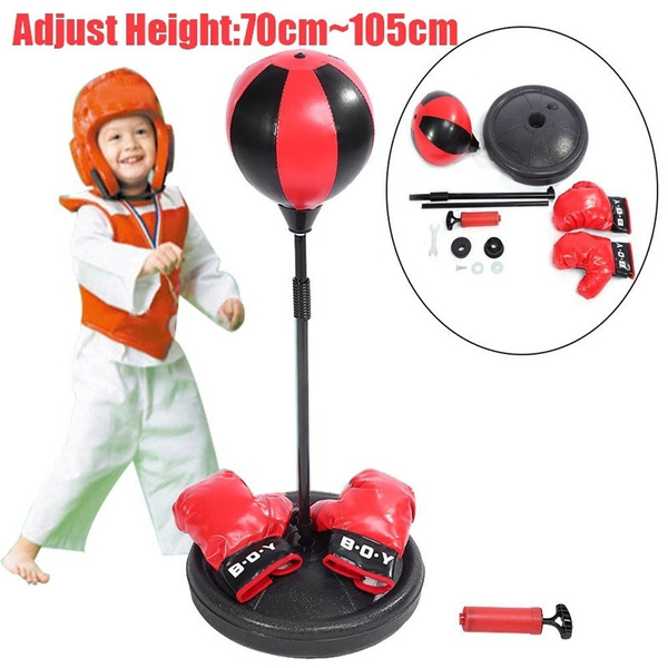 boxingstand, Adjustable, punchingball, boxingglove