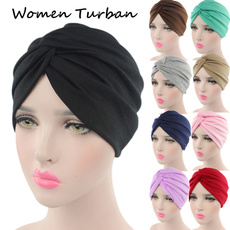 Women's Fashion, Head, wrapcap, women hats