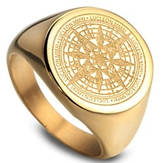 ringsformen, Fashion, wedding ring, gold