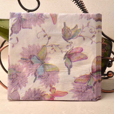 butterfly, Shower, packagecover, Colorful