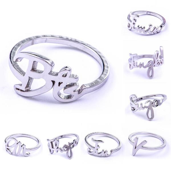 K-Pop, Steel, Fashion, Jewelry
