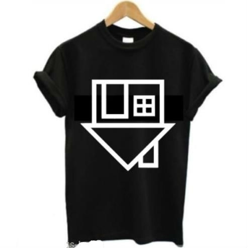 neighbourhoodtshirt, Fashion, Graphic T-Shirt, Gray
