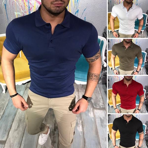topsamptshirt, Polo Shirts, Men, Men's Fashion
