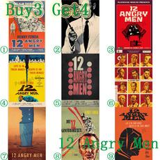 posters & prints, Wall Art, Home Decor, 12angrymen