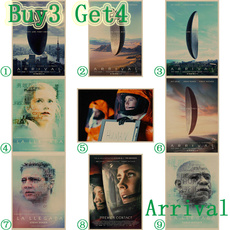 Arrival, posters & prints, Wall Art, Home Decor