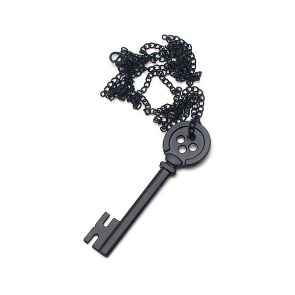 coraline, Skeleton, coralinecosplay, Necklaces Pendants