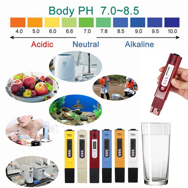 water, analysisinstrument, phmeter, tester