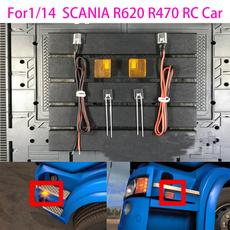 scaniadoorlight, r620, tamiya, led