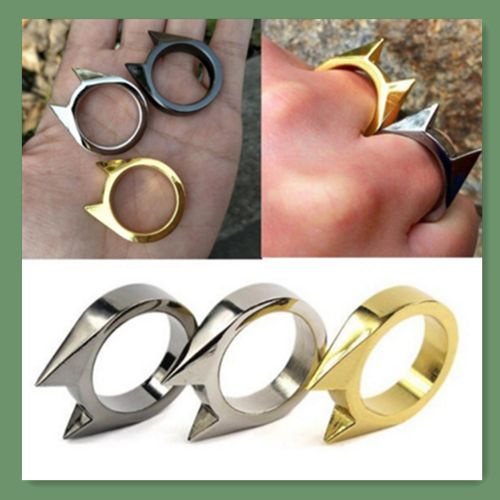 Steel, edc, selfdefensering, Jewelry