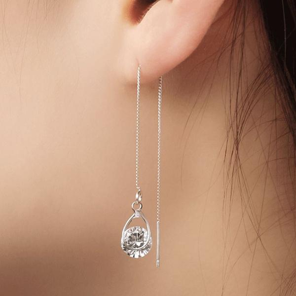 Dangle Earring, Jewelry, Chain, Stud Earring