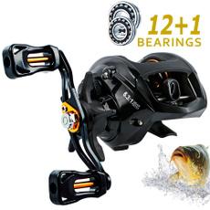 baitcastingreel, lights, castingreel, Fishing Tackle