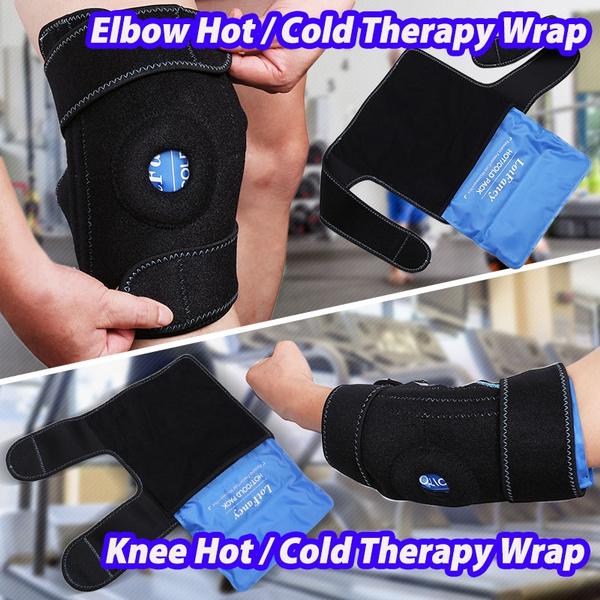 hotcoldtherapywrapforsprainedelbow, kneesupportbrace, hotcoldtherapywrapforarthriti, elbowsupportwrapwithgelpack
