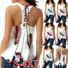 blouse, Summer, Plus Size, Floral print