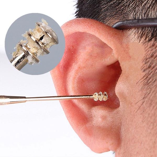 Steel, earcleaner, Beauty, earspoon
