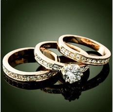yellow gold, Jewelry, gold, 18 k