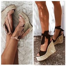 Summer, Head, Sandalias, Women Sandals