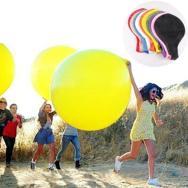 latex, Festival, Balloon, Large