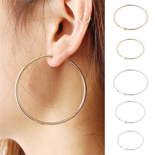 Fashion, Jewelry, Spring, Hoop