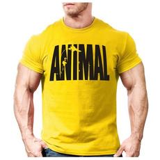 track suit, Cotton, Shirt, animal print