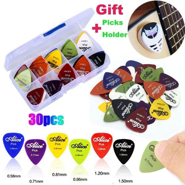case, Box, guitarampbassaccessorie, plectrum