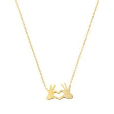 Steel, Heart, Love, Jewelry