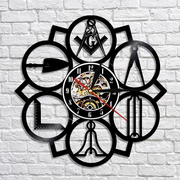 Decorative, masonic, Wall Art, Home Decor