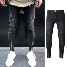 men jeans, Men's Fashion, blackjean, pants