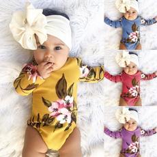 Baby, Floral print, Sleeve, newbornbaby