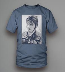 mensummertshirt, Mens T Shirt, Men, dunlop