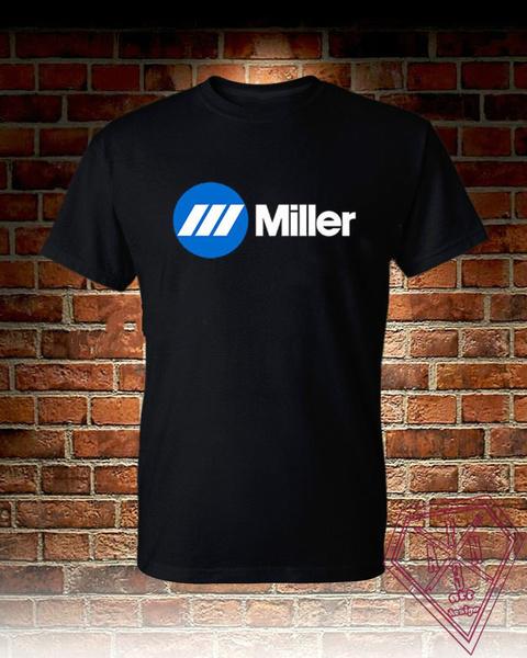 mensummertshirt, Mens T Shirt, Cotton T Shirt, miller
