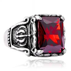 Steel, Goth, Stainless Steel, wedding ring