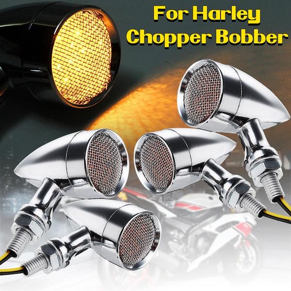 Grill, motorcyclelight, turnsignallight, Bullet