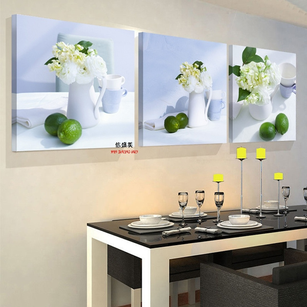 Beautiful, Kitchen & Dining, Modern, modern abstract oil painting