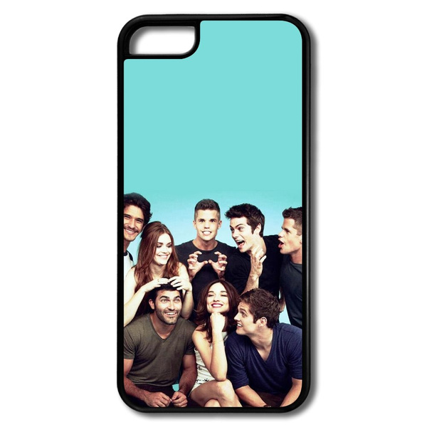 Teen Wolf phone case for iPhone 4/5/5s/6/6S/6 Plus/6S Plus/7/7 Plus/8/8 plus/X,samsung galaxy and cell phone Samsung s9/s9 /S10/S10 XS/XR/X MAX ...