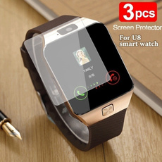 Screen Protectors, shield, protectivefilm, Watch