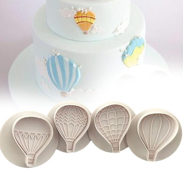 Decor, airballooncakemold, Baking, Silicone