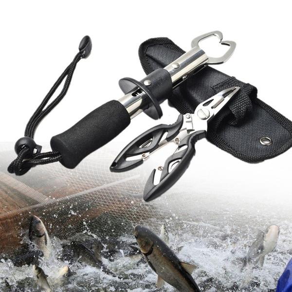 Steel, Pliers, Hooks, fish