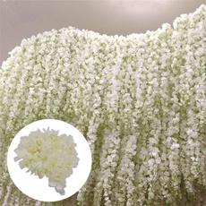 wisteriaflower, weddingdecor, artificialplant, Romantic