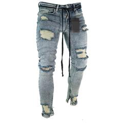 Hip Hop, jeansformen, Design, denimlongpant