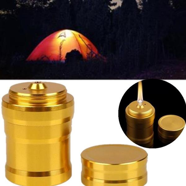 Mini, alcoholburner, Lamp, Outdoor