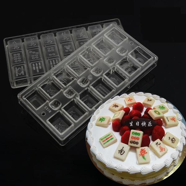 bakingbakeware, Dice, Chinese, chocolatemold