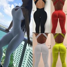 Fashion, Yoga, Halter, Fitness